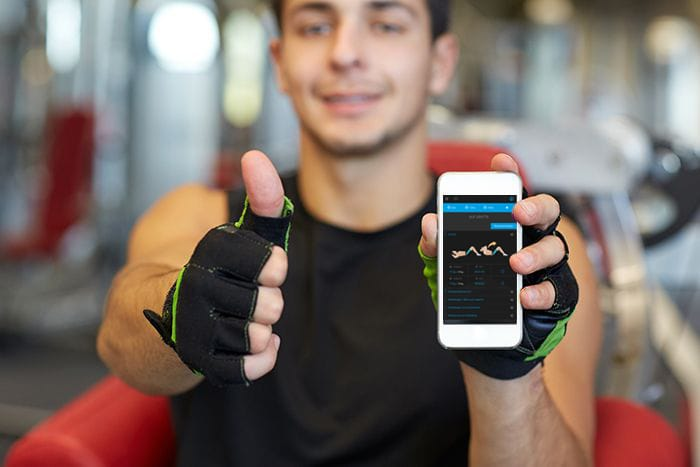 Fitness Training per App